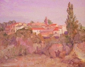 Castelmoron d'Albret, smallest village in France