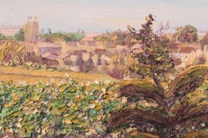 Dancing Vines & Sauveterre (detail 1)