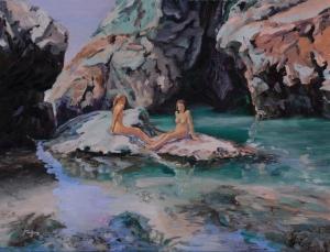 Mermaid's Pool, Kynance Cove, Cornwall