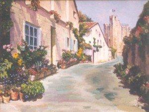 Saint Emilion, Alleyways (2)