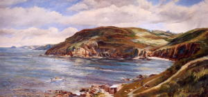 Portheras Cove, West Penwith, Cornwall