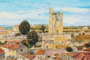 Saint Emilion, Toure de Roi