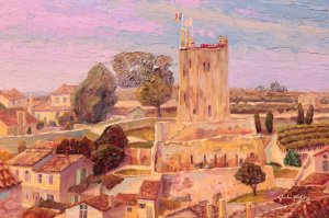St Emilion, Tour de Roi
