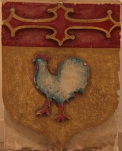 Vins du Coq, Gaillac, an original brand mark