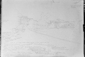 Sketch, Quai St Jaques