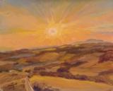 10 August sunset
