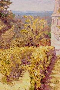 Bommes, commune de Sauternes (detail 1)