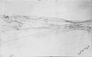 Chateau les Tonnelles sketch 20
