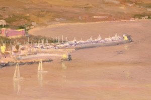 Antibes Bay detail 5