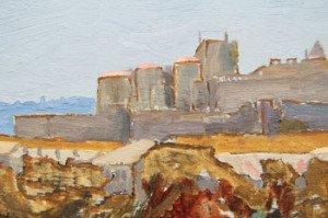 Carcassonne Siesta detail 3