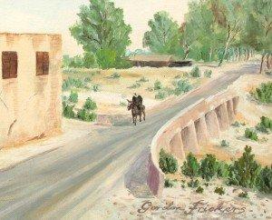 Abraham's Well, Bethsheva detail 2