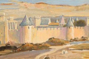 Carcassonne (detail 2)