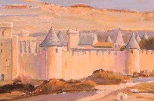 Carcassonne (detail 7)