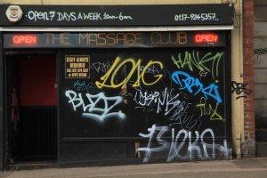 Bristol street art ...