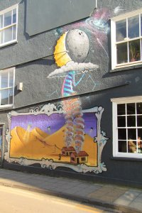 Bristol street art, more to follow