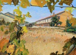 Castel de Brames, Lisle sur Tarn, Gaillac 26.08.16