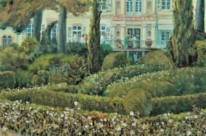 Chateau de Saurs, detail 2, 28.11.16