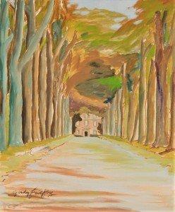 Chateau Lastours Avenue, Gaillac  19.08.16