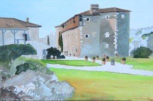 Chateau Meyragues 09.08.16