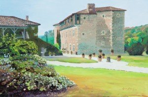 Chateau Meyragues 15.08.16