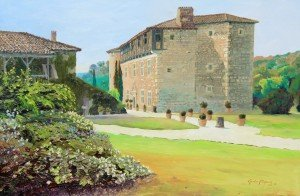 Chateau Meyragues, Gaillac  24.08.16