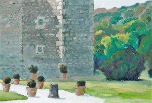 Chateau Meyragues, Gaillac, detail 3,  24.08.16