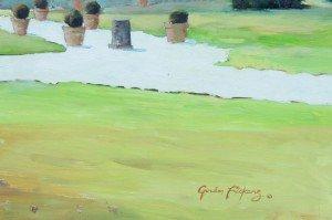Chateau Meyragues, Gaillac, detail 4,  24.08.16