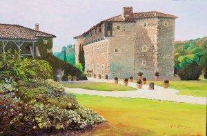 Chateau de Meyragues 05.09.16