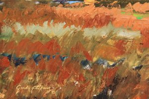 Saint Emilion Sunset, detail, 26.08.16
