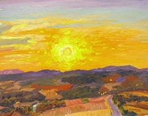 08 August Sunset, 2 08.08.06