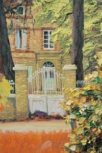 Chateau Clement Termes, detail 22.09.17