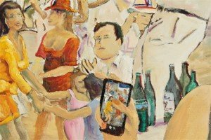 La Fete du Vin, [detail] Sauveterre 2