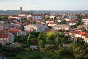 Albi city
