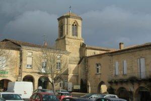 Sauveterre-De-Guyenne, Aquitaine, France