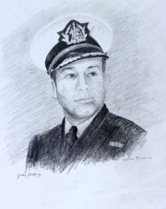 Captain Leeson, BISNC