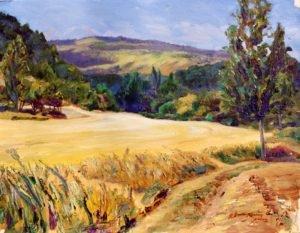 paintings, landscape