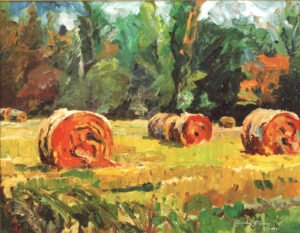 Red Bales